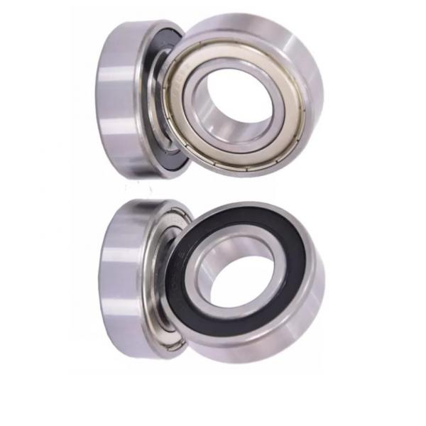 Machinery Motor Auto Parts Motorcycle Accessories Rolling Bearing 6200 6201 6202 6203 6204 6205 6206 Zz 2RS Deep Groove Ball Bearing for Electrical Motor, Fan #1 image